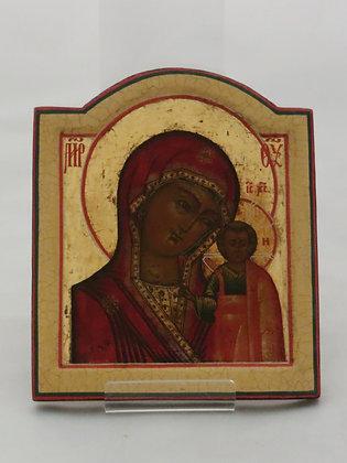Russische Ikone | Gottesmutter von Kasan | 24582