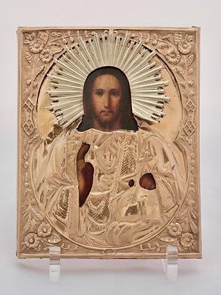 Russische Ikone | Christus Pantokrator | 24695