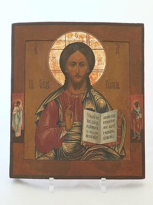 Russische Ikone | Christus Pantokrator | 24551