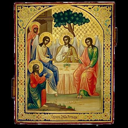 Russian Icon | Pentecost