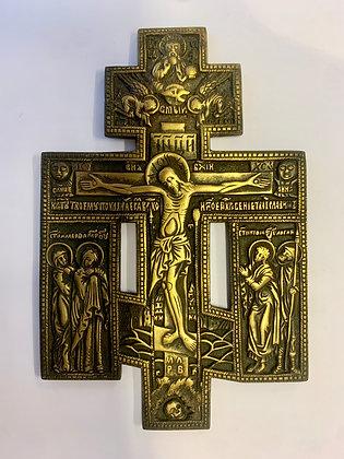 Russische Ikone | Erweitertes Kreuz | 24666