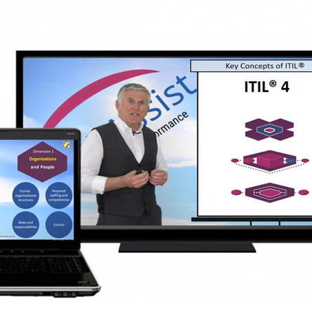 ITIL® 4 - Two Questions?