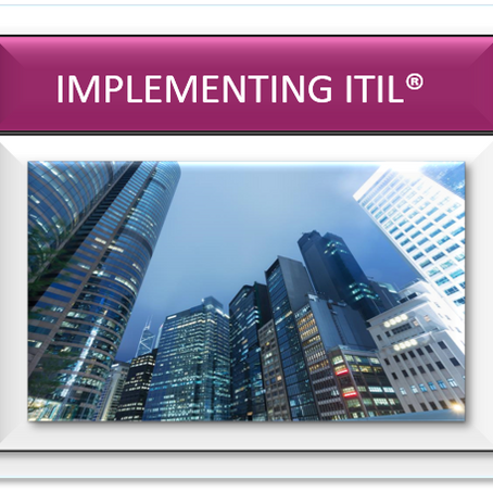 Implementing ITIL®
