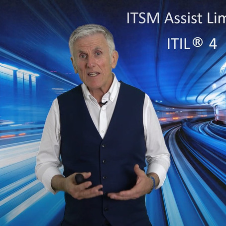 ITIL®  v4 Service Value Streams