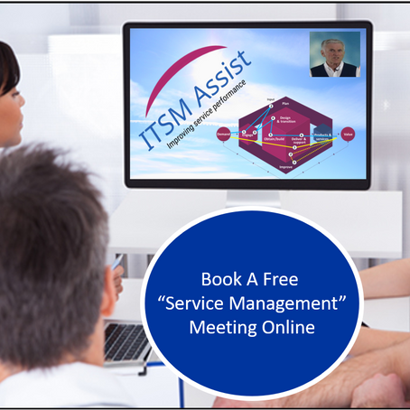 FREE ITIL®/ITSM Consultancy