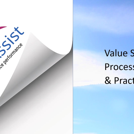Value streams, value chain activities, processes and practices simply explained