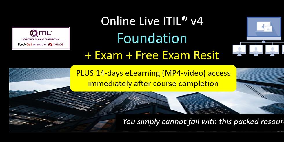 ITIL® 4 FND On Offer