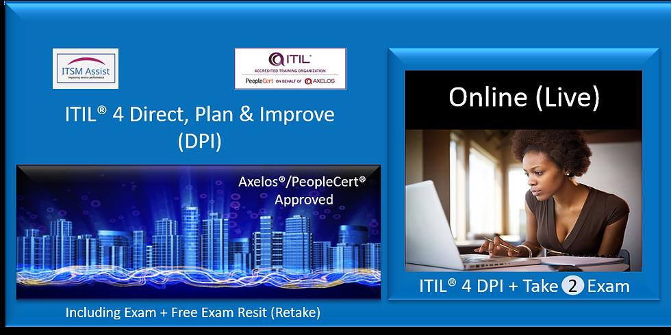 ITIL® 4 DPI ref LDN060921
