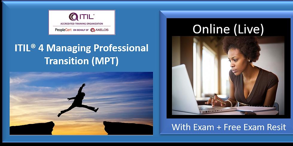 ITIL® 4 MP ref LDN170820