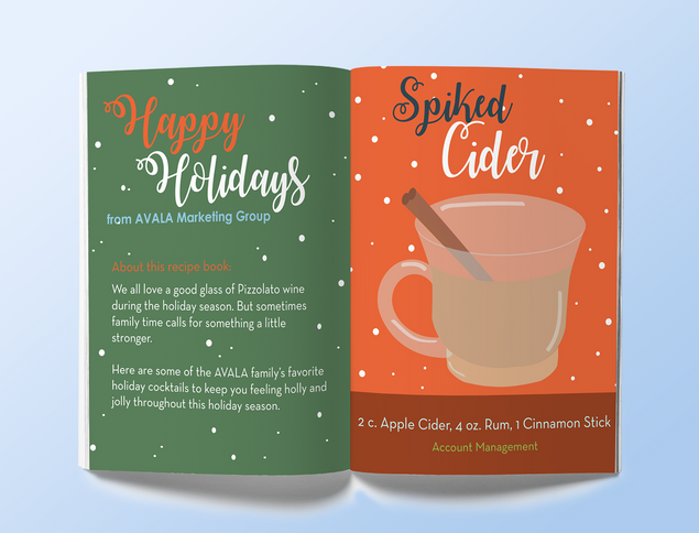Holiday Cocktail Guide