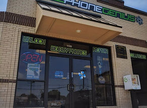 Cell Phone Genius South Irving