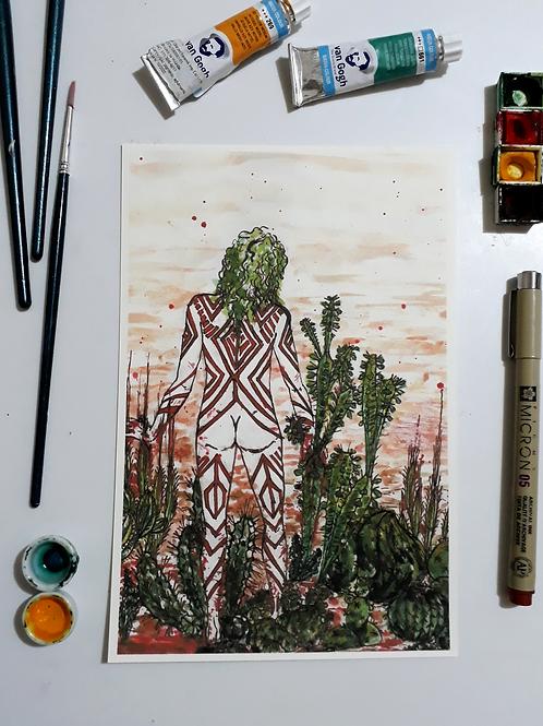 Cactus Forest   @igs.amiru