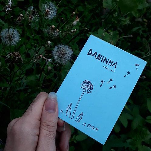livrinho (zine) Daninha | @igs.amiru