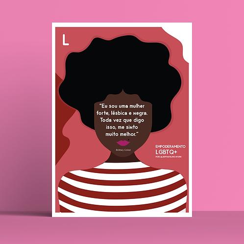 6 Prints da Série Empoderamento LGBTQ | @jeffavelino.work