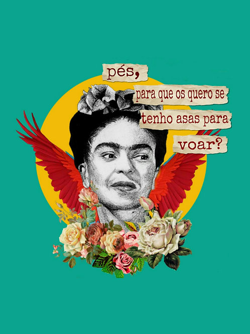 Frida Kahlo | @nathallyafaria.artes