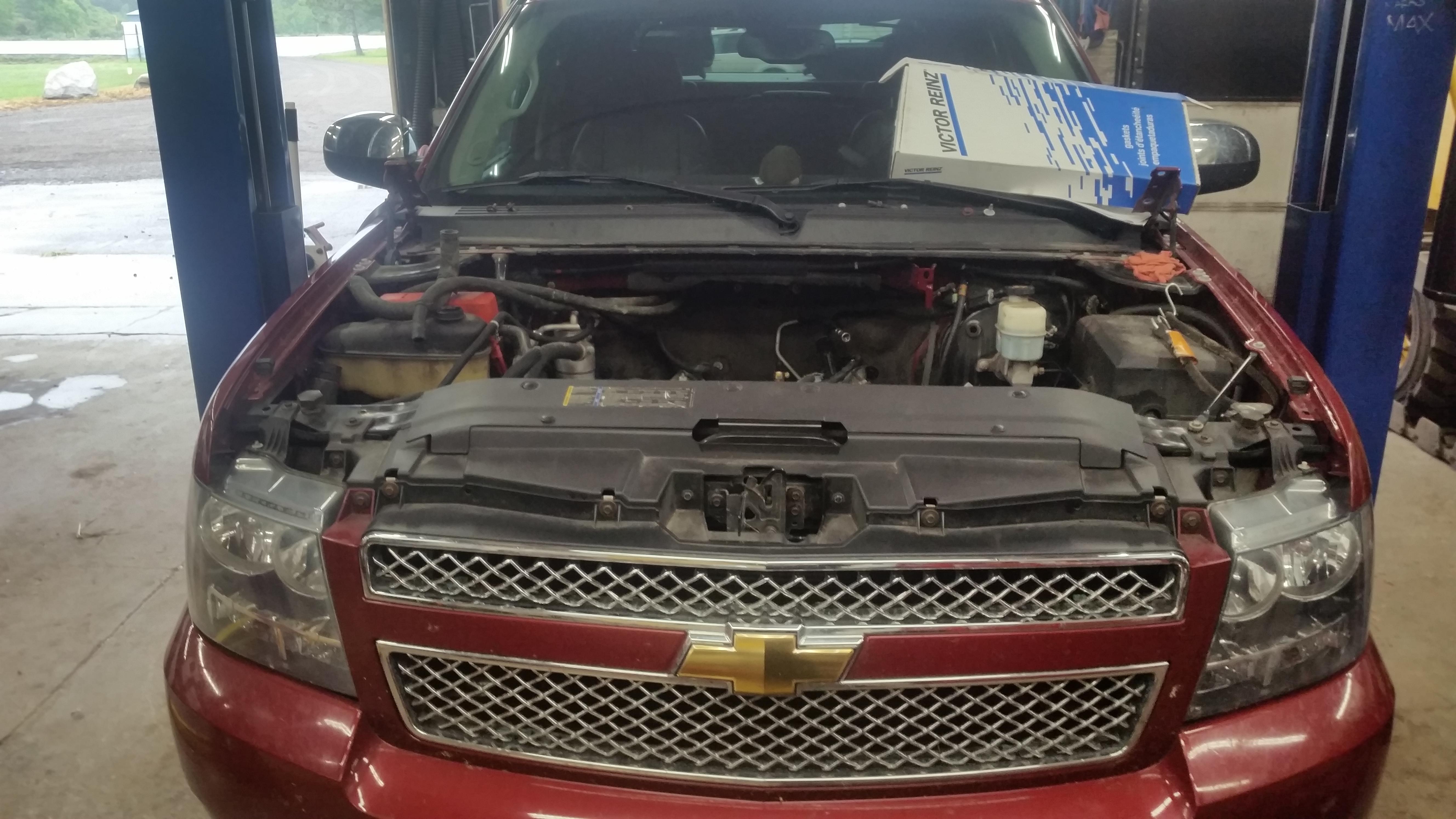 Chevy 5.3 Repair
