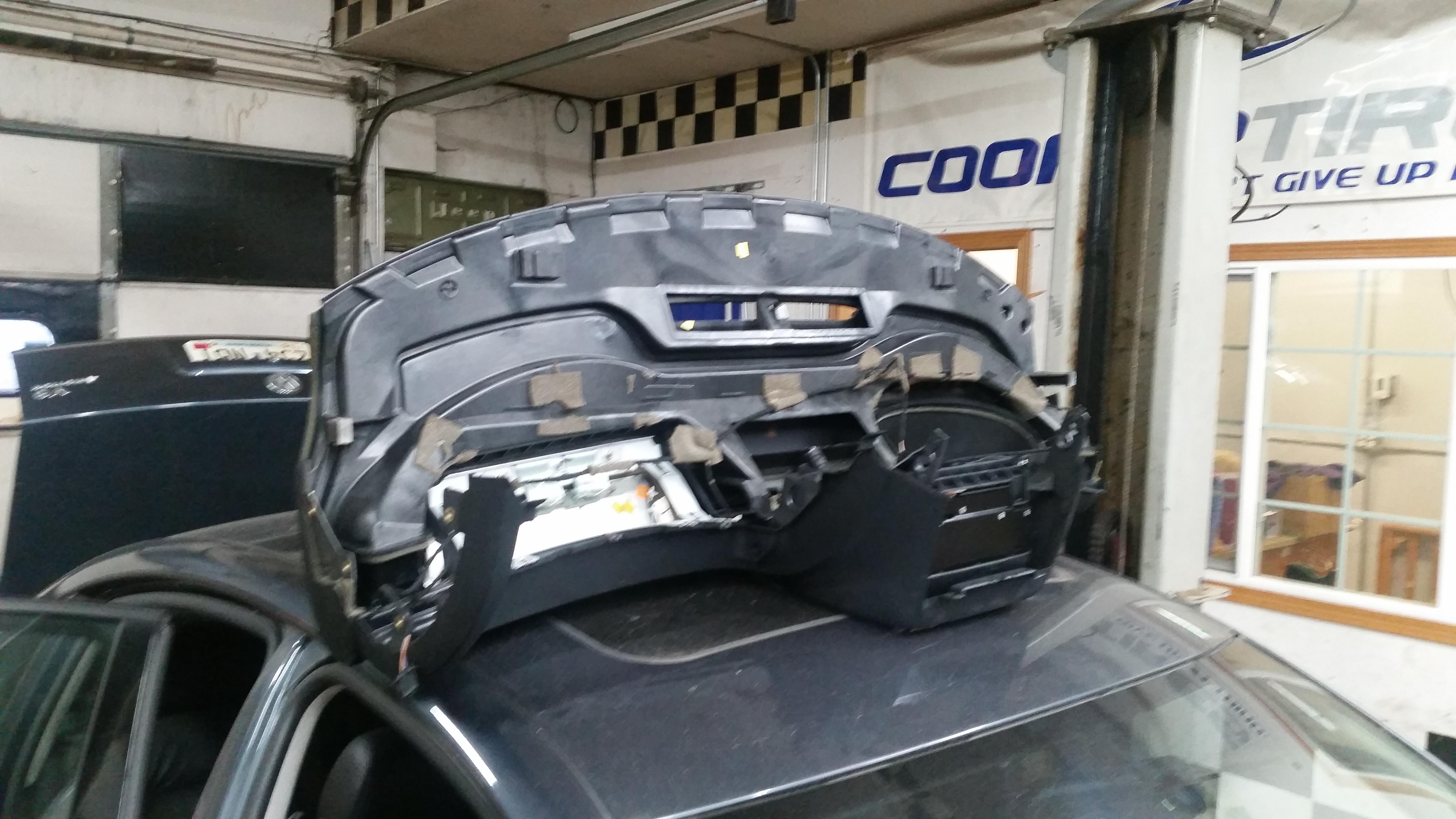 Heater Core Volkswagen Passat