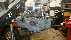 Subaru Engine Replacement