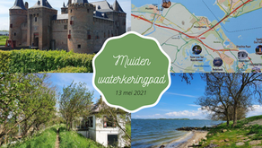 Waterkeringpad Muiden - Muiderberg
