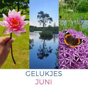Gelukjes juni
