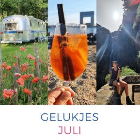 Gelukjes juli