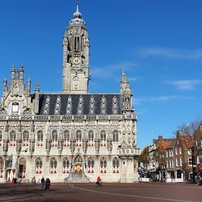Maandagmorgen in Middelburg