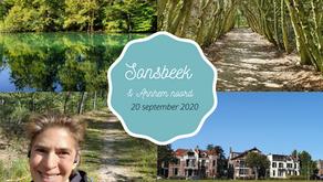 Trage tocht door Park Sonsbeek en de landgoederen van Arnhem Noord