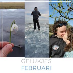 Gelukjes februari