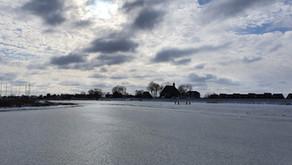De mooiste schaatsplekjes in Noord-Holland
