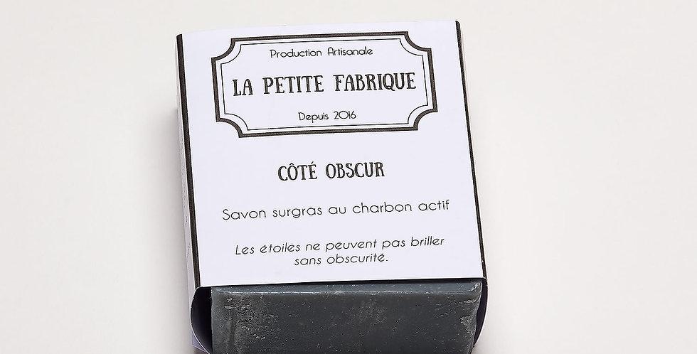 """Savon Detox """"Côté obscur"""""""