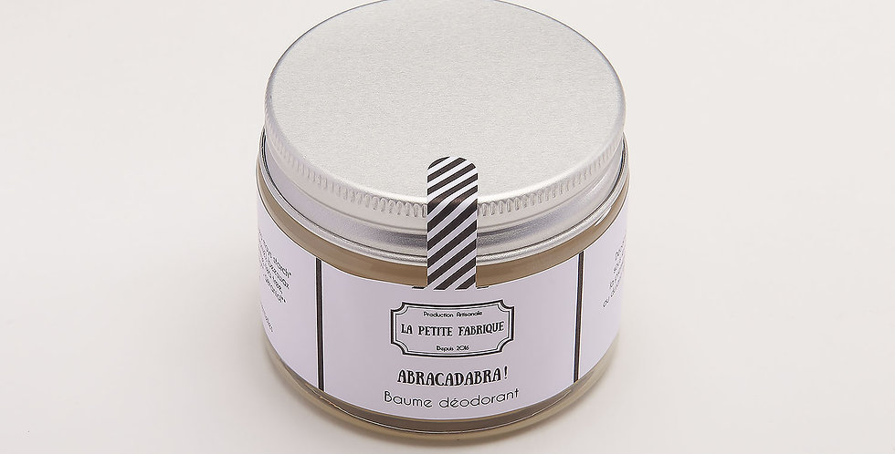 "Baume-déodorant ""Abracadabra!"""