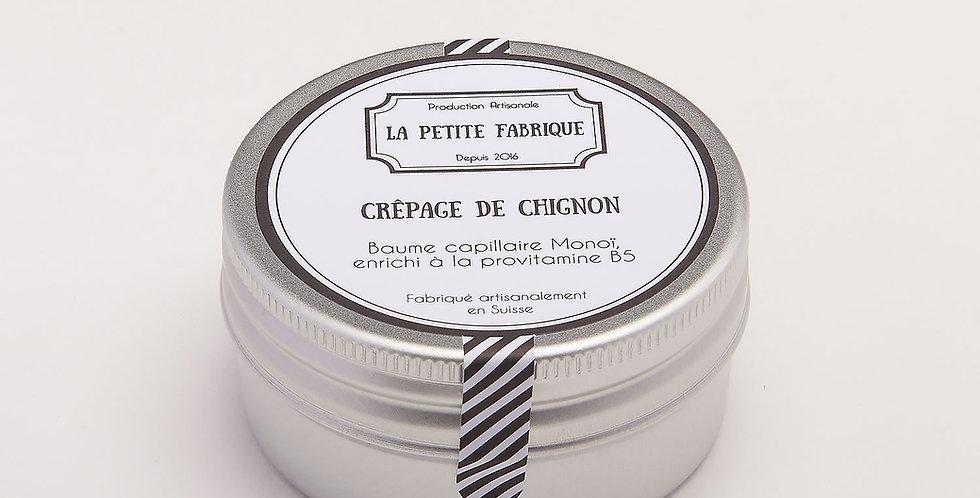 """Baume capillaire """"Crêpage de chignon"""""""