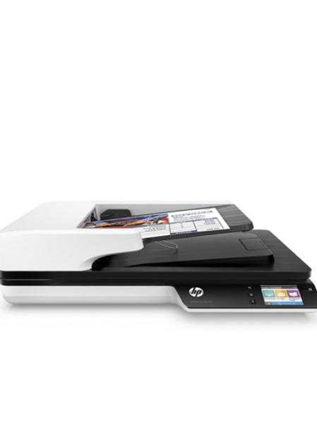 Escáner Hp Pro 4500 Fn1 L2749a ScanjetAudífono Genius HS-200
