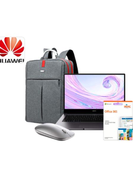 "Portátil Matebook D14""8GBAMD RYZEN R5 8GB 512GB Huawei"