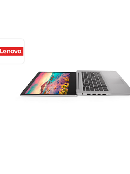 """Portátil IdeaPad S145-14IILIntel Core i5 10ma, 4GB, 1TB, Free-DOS, 14"""" HD, Grey"""