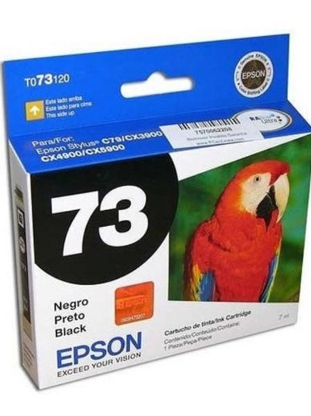 Tinta Negra Epson  | N/P: T073120-AL