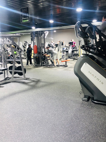 Come and check out our new equipment!