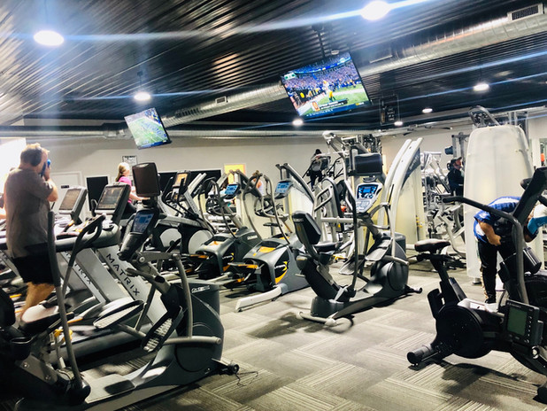 Check out our top of the line fitness facility today!