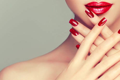 Manicure or Pedicure Gift Voucher