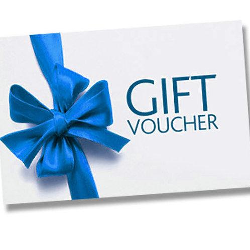 Money Gift Vouchers