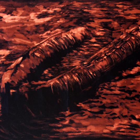 Da série Stained Ocean #2