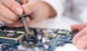 Soldering circuit board
