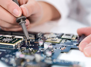 Solderen circuit board