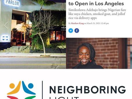 Eko Kitchen Opens in LA