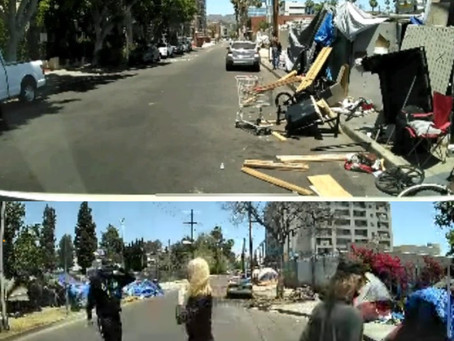 Homeless Support Los Angeles LA