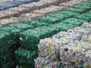China action to make reuse of plastic products even more critical!