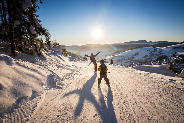 WinterRail Familienskigebiet Feldberg