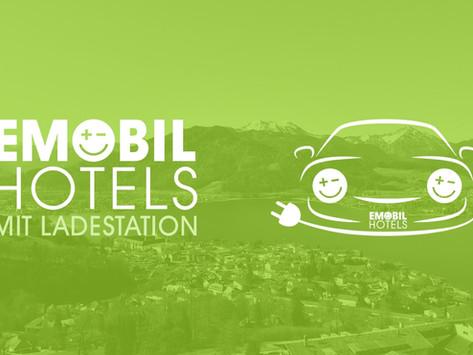 Mehr als 1.000 Hotels mit Ladestation im Alpenraum