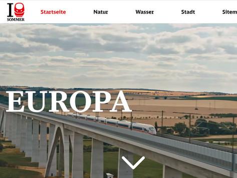 Nächster Halt: Sommer in Europa!