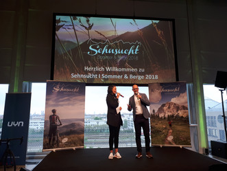 Review Sehnsucht   Sommer & Berge 2018